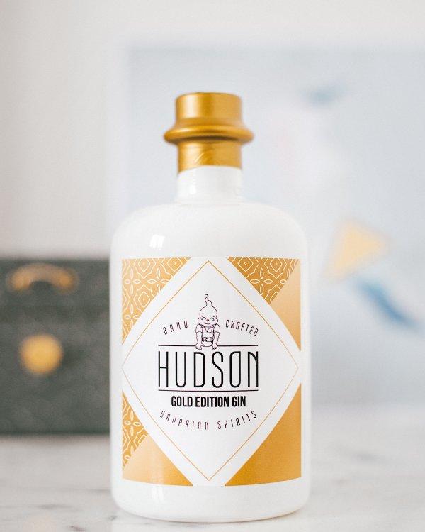 Hudson Gin GOLD EDITON 47 % Vol.