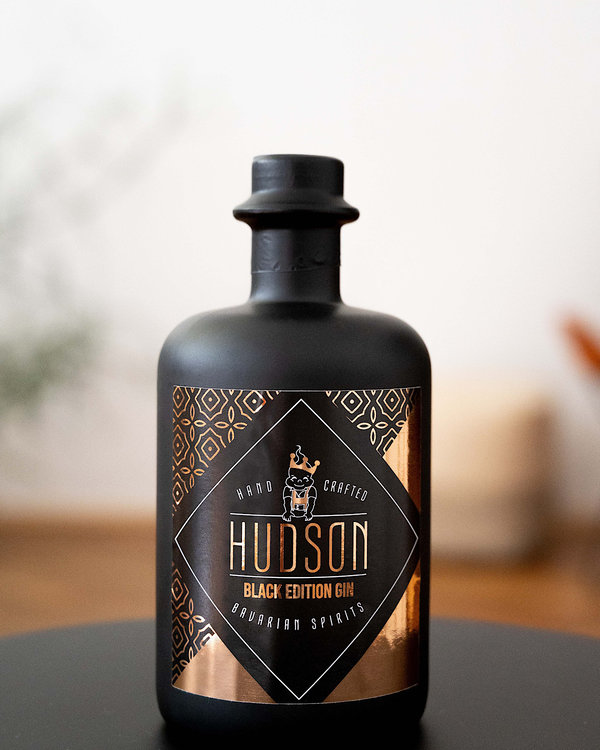 Hudson Gin BLACK EDITON 42 % Vol.